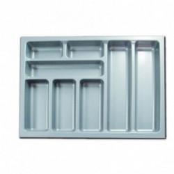 Cubertero modular de acero