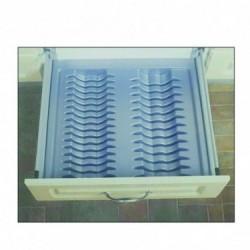 Platero para cacerolero PVC