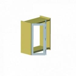 Sistema de puertas plegables