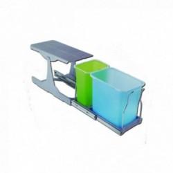 Cubo ecológico para mueble de 30